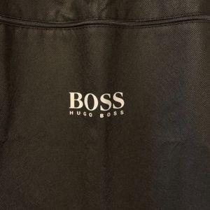 Boss Hugo Boss Hanging Garment Bag (Black).